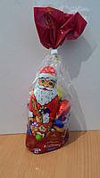 "Шоколадная фигурка ""Дед мороз с подарками"", 250г"