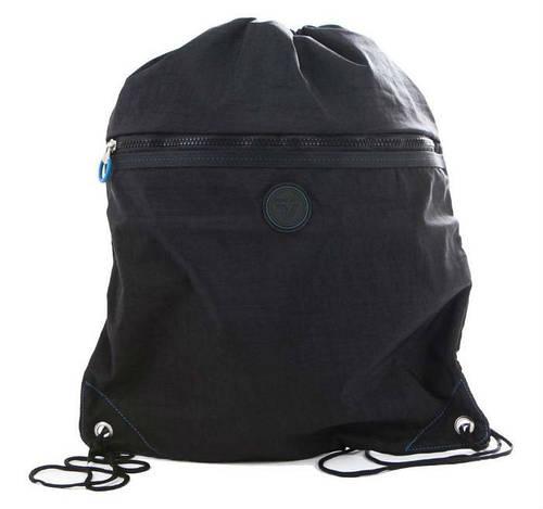 Практичный спортивный рюкзак-мешок 2 л. Roncato Rolling 7103/01 черный