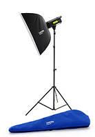 Комплект студийного света Lumen8 Kit Single F200 Lastolite