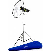 Набор студийного света LASTOLITE Lumen8 Kit Single F200 Umbrella