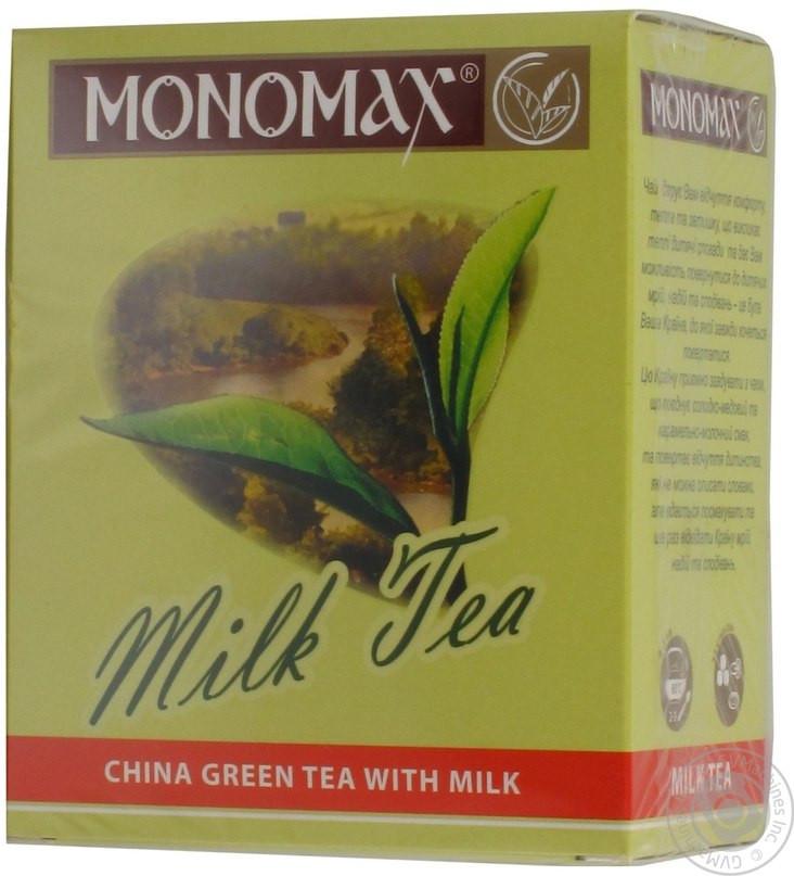 Чай по китайски молоко