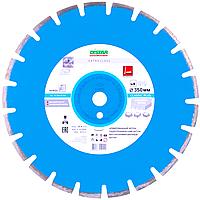 Круг алмазный Distar 1A1RSS/C1-W Classic Plus LS50F 350 мм отрезной сегментный диск по бетону Дистар