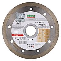 Круг алмазный Distar 1A1R Bestseller Ceramics 125 мм отрезной алмазный диск по керам. плитке, Дистар, Украина