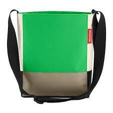Практичная сумка patchwork на 4,7 л Reisenthel HY 5032-green