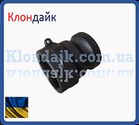 Быстроразъемный штуцер с внутренней резьбой 3 для шланга Lay Flat 3(76мм) Тип А