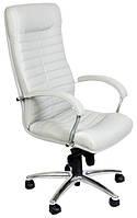 Кресло для руководителя Orion Steel Chrome / Орион Стил Хром Nowy Styl (с полированной алюминиевой базой)