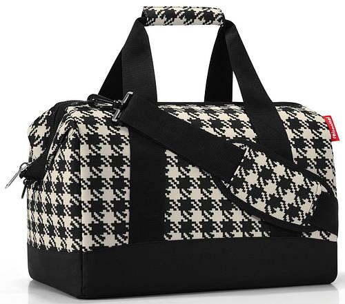 Превосходная дорожная сумка на 18 л Reisenthel MS 7028-fifties black