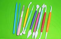 Инструменты для работы с мастикой 10 предметов(код 02003)