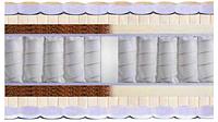Матрас hard&soft Noble / Нобль Matroluxe 150х200