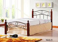 Односпальная кровать Melis / Мелис Onder metal 90х200