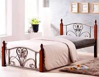 Односпальная кровать Sima / Сима Onder metal 90х190
