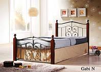 Односпальная кровать Gabi / Габи Onder metal 90х190