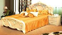 Кровать двухспальная Олимпия / Olimpia Миро Марк 180х200