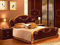 Кровать двухспальная Мартина Голд / Martina Gold Миро Марк 160х200