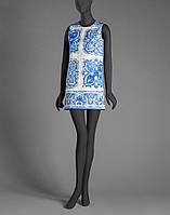 Платье D&G майолика