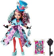 Кукла Меделин Хеттер Дорога в Страну чудес Ever After High Madeline Hatter Way Too Wonderland