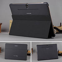 """Book leather case for Samsung Galaxy Tab S 10.5"""" T805, black"""