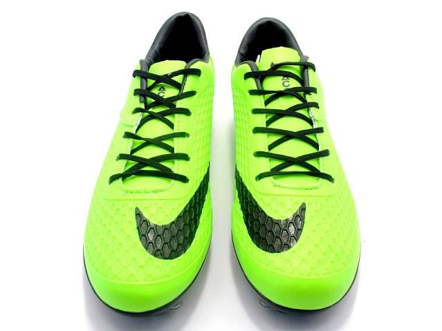Футбольные бутсы Nike Hypervenom Phelon AG Neo Green/Black