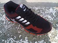 Кроссовки мужские BONOTE - Adidas беговые сетка 40 -45 р-р