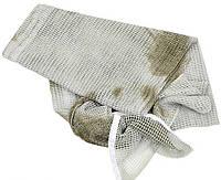 Тактический шарф - сетка. White