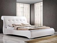 Кровать двухспальная Mokka / Мокка белый Signal