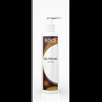 Гелевый пилинг для ног 250 мл Kodi Professional