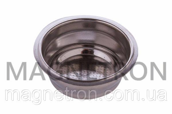 Фильтр-сито на две порции для кофеварок DeLonghi 7313285839, фото 2