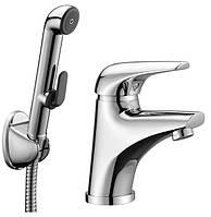 Набор для биде (гигиенический душ и смеситель) Imprese Solnice I05210BT