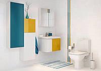 Комплект мебели для ванной Cersanit Colour 60