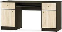 Стол письменный 2Д2Ш Фантазия NEW Мебель Сервис