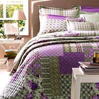 Постельное белье Полуторное Ранфорс PETRA Karaca Home
