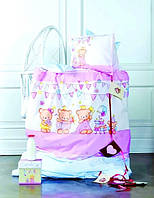 Постельное белье для новорожденных Ранфорс AMIE Karaca Home