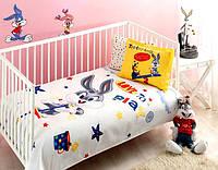 Постельное белье для новорожденных BUGS BUNNY PLAY BABY Tac