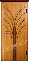 Стальные двери в квартиру ТМ Двери Украины модель Флора Серия Сити Комплектация 2
