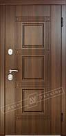Стальные двери в квартиру ТМ Двери Украины модель Троя Серия Сити Комплектация 2