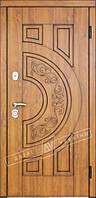 Стальные двери в квартиру ТМ Двери Украины модель Злата Серия Сити Комплектация 2