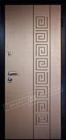 Стальные двери в квартиру ТМ Двери Украины модель Пасаж Серия Сити Комплектация 2