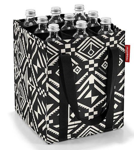 Полезная сумка-органайзер для бутылок на 7 л Reisenthel ZJ 7034-hopi
