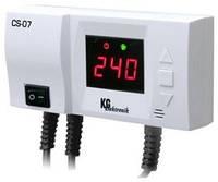 Регулятор температуры горячего водоснабжения KG Elektronic CS-07С