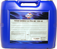 "Масло моторное полусинтетическое ""TITAN UNIMAX PLUS MC 10W-40"", 20л"
