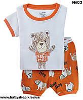 Футболка и шорты BabyGAP (медвежонок)