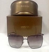Очки Cucci солнцезащитные металл .