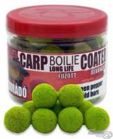 Бойлы насадочные Haldorado Long Life Coated 18 мм 70 гр  варенные  Зеленый перец
