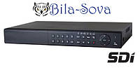 Видеорегистратор SDI TD-2708XE-S, (720P), 8 видео, 4 аудио, Real Time, TVT