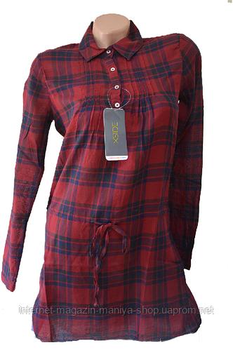 Рубашка  женская  XSIDE