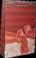 Бумажный пакет из бумаги крафт