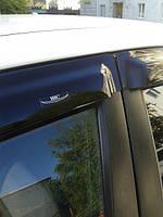 Дефлекторы окон (ветровики) на BMW 3 E-46 с 98-04 седан (Тайвань).