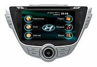 Автомагнитола штатная RoadRover Hyundai Elantra 2011+