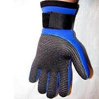 Неопреновые перчатки для дайвинга W-903 - 3мм