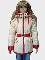 Стильная куртка для девочки, фото 1